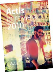 Actis in review