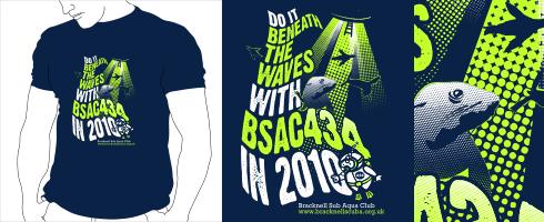 BSAC434 2010 t-shirt